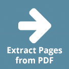 Extract Pages from PDF